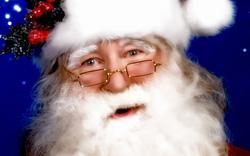 Основа Фотоколлажа Дед Мороз