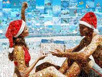"""""""Новый год на пляже"""""""