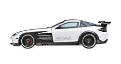 Основа Фотоколлажа Автомобиль мечты