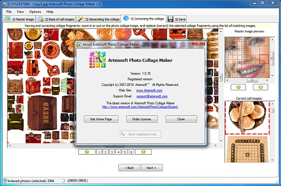 About Artensoft Photo Collage Maker
