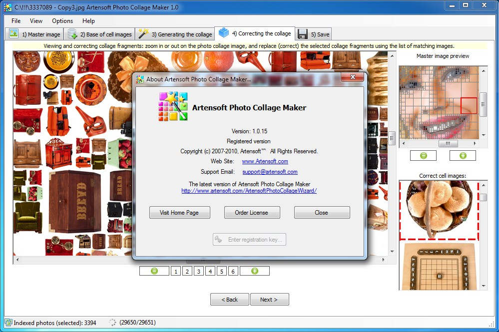 artensoft photo collage maker full version free download