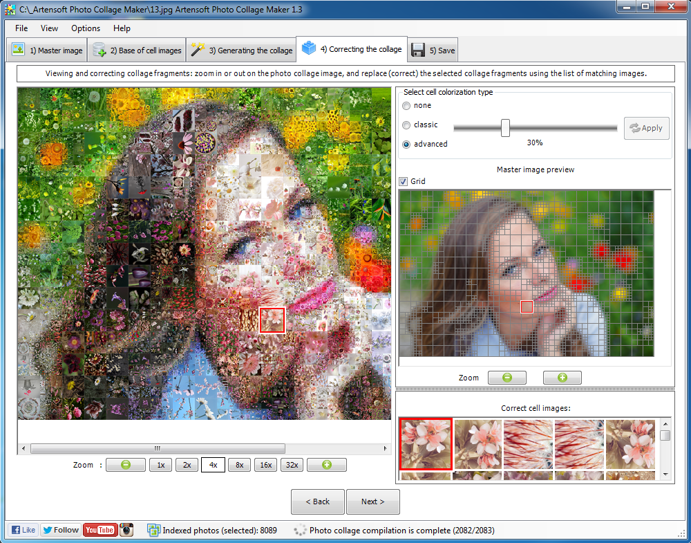 Artensoft Photo Collage Maker Pro 2.0 Free Full Version ...